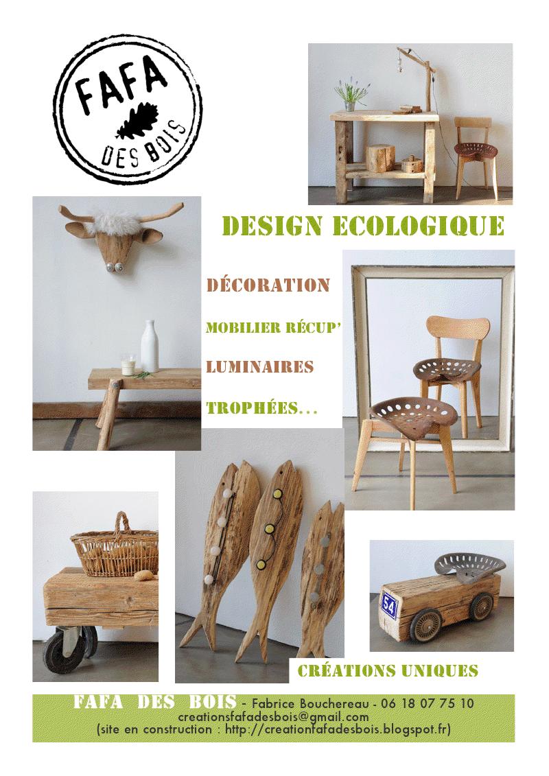 flores indoor fafa des bois le vrai design ecologique. Black Bedroom Furniture Sets. Home Design Ideas