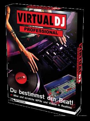 Virtual DJ Pro 7 Full Version ( Serial + crack ) Free Download
