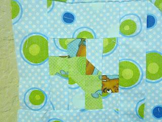 Bone quilt square http://muttnut.blogspot.com/