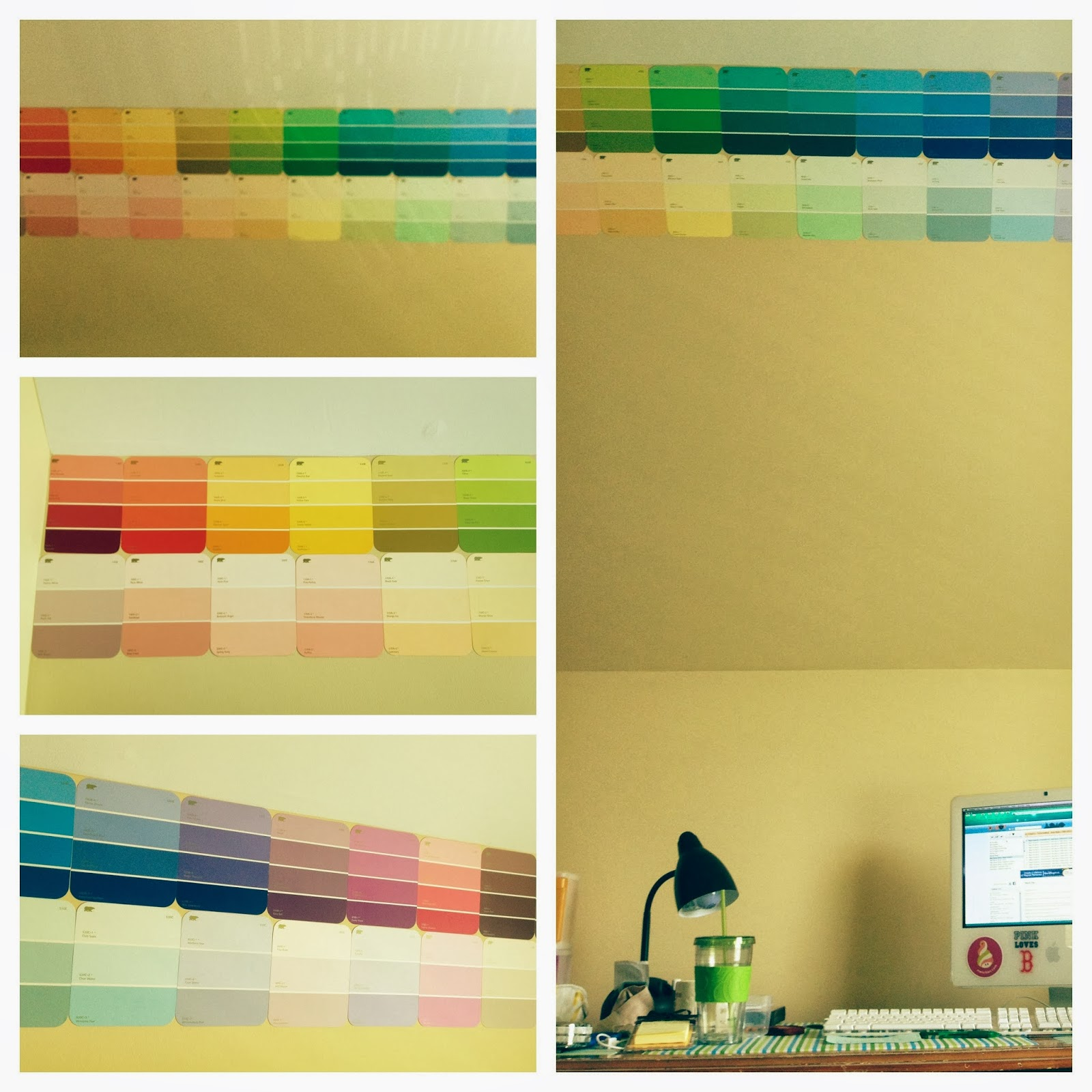 Obertopia: Paint Chip Wall