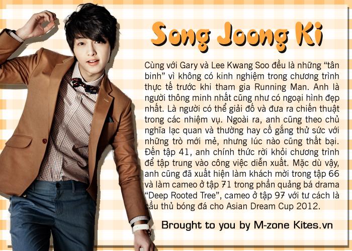 Chuong Trinh Running Man Han Quoc 1 Running Man
