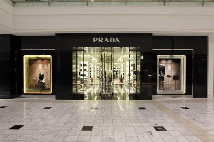 Prada acelera abertura de lojas no mercado do Brasil