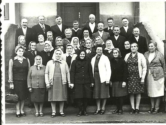 1921-esek kortárstalálkozója párjaikkal