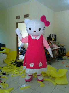 Badut Hello Kitty Murah