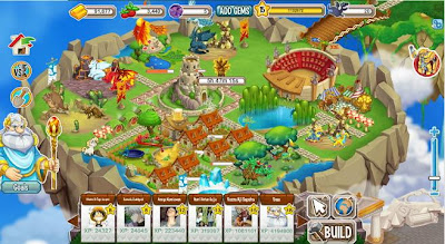 Tips Trik Bermain Dragon City di Facebook