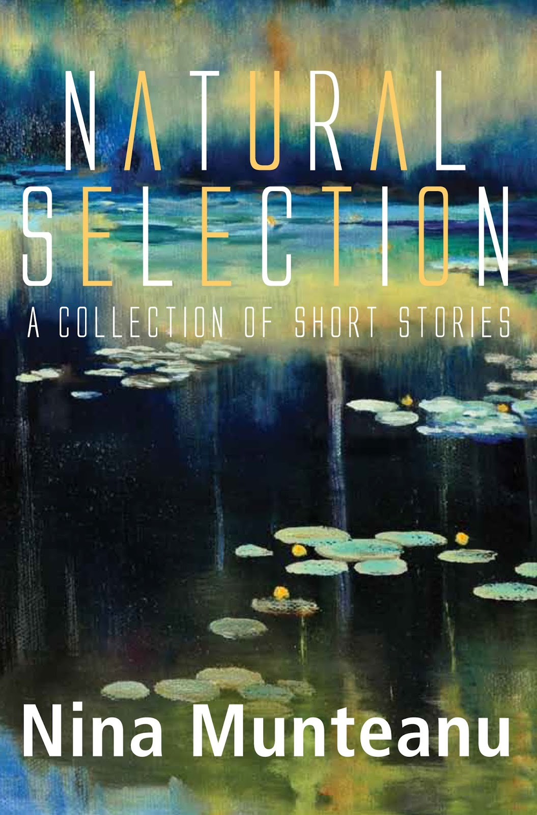 NaturalSelection frontHR Natural Selection by Nina Munteanu Now Out
