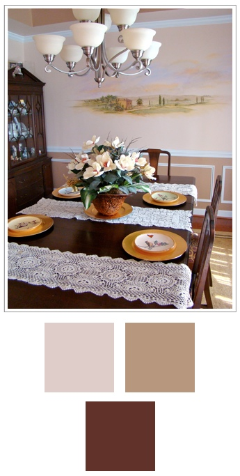what color should i paint my dining room a color