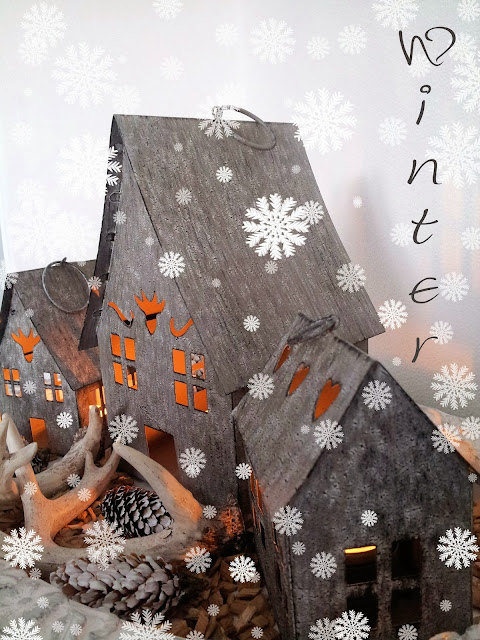 Decorate It Yourself - Winter Decoratie - Jalien Cozy Living