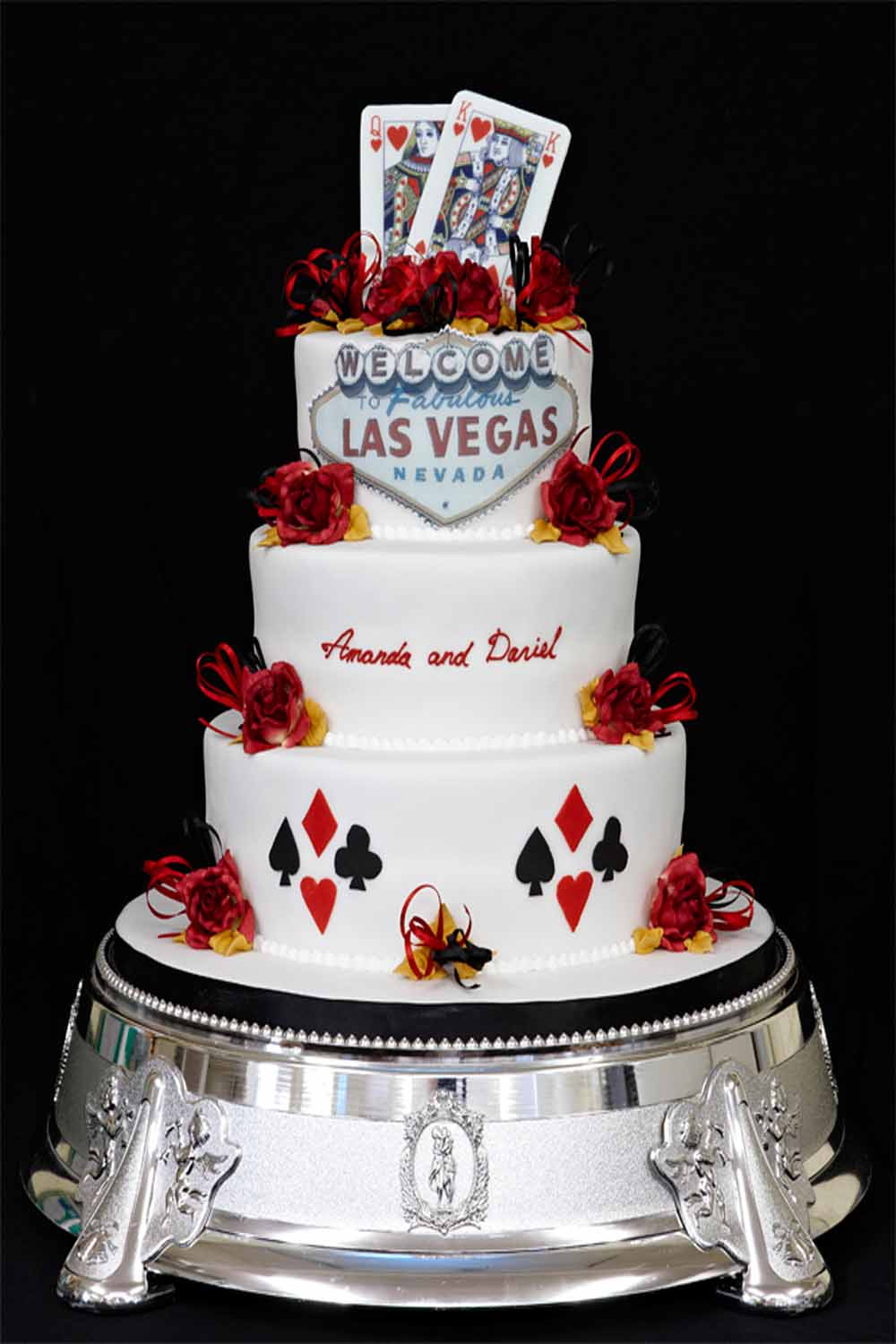 Elvis Wedding Cake Las Vegas
