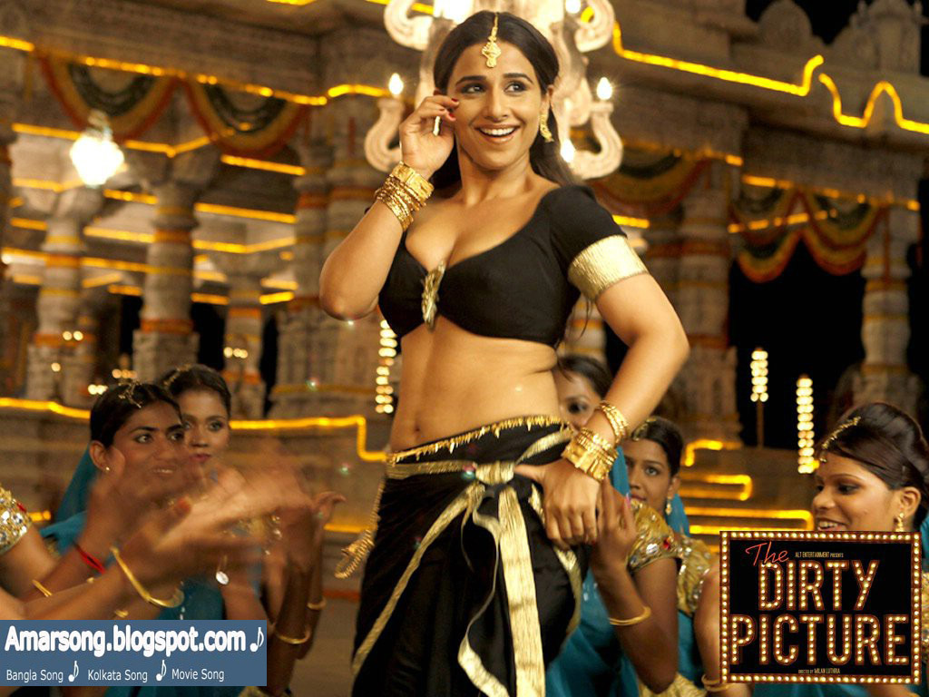 The Dirty Picture (2011) Wallpapers | Vidya Balan Sexy Image Download