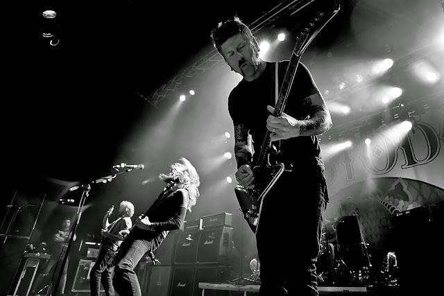 ¿Supergrupo con miembros de Opeth, Mastodon e In Flames?