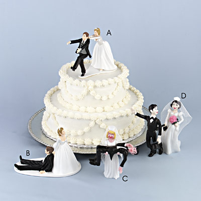 Wedding Cake Toppers - Cake Decorating