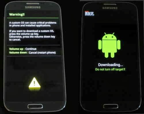 Cara Flashing Samsung Galaxy Ace 3 GT-S7270 Tanpa PC