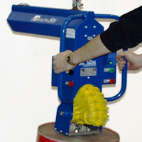 vane actuator on roll lifter