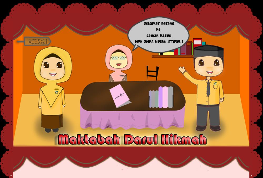 Maktabah Darul Hikmah SMKANI