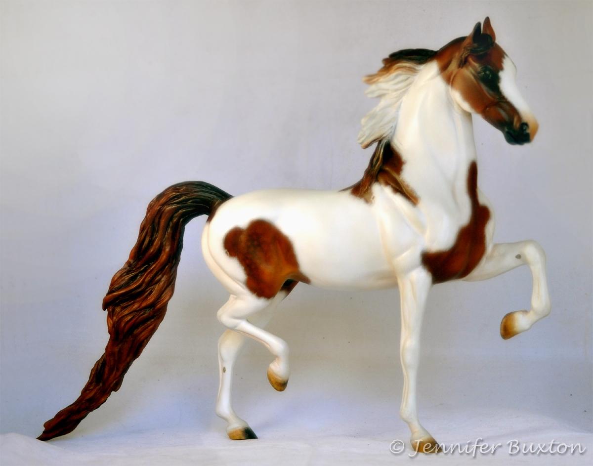 Breyer Horses Names The New Horse is a Breyer