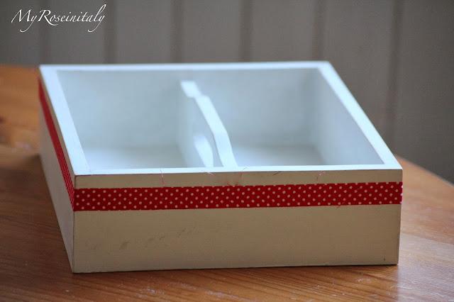 My roseinitaly regali di natale homemade la cassetta for Ikea tovagliette