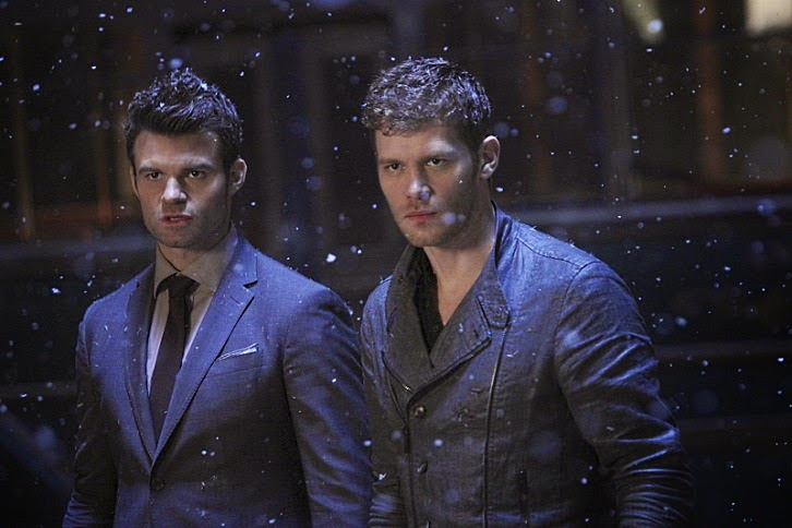 The Originals - Season 2 Finale - EP Explains Klaus' Decision, Talks Claire Holt's Return and More
