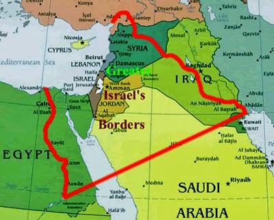 """El proyecto Sionista del Gran ISRAEL: (El Imperio Jázaro y los """"judíos"""" sumerios. Otra cruel mentir"""