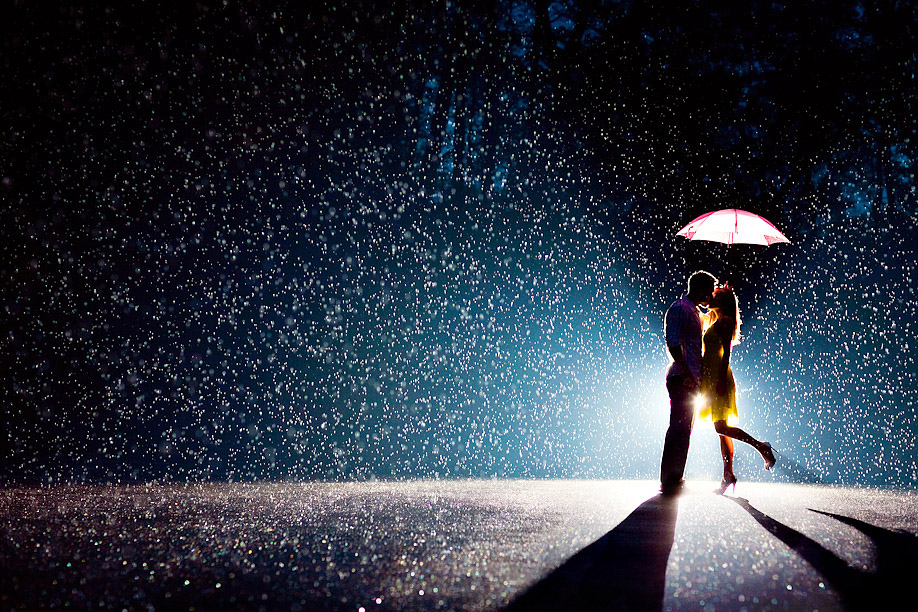 Couple Love in Rain HD...