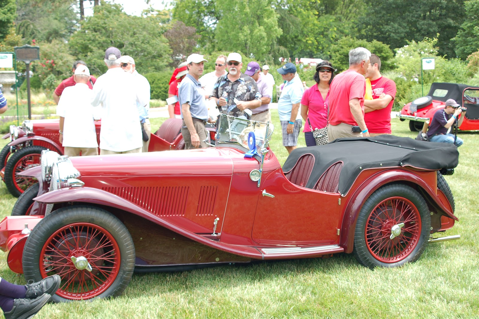 1933 MG L1