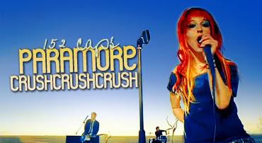 paramore crushcrushcrush