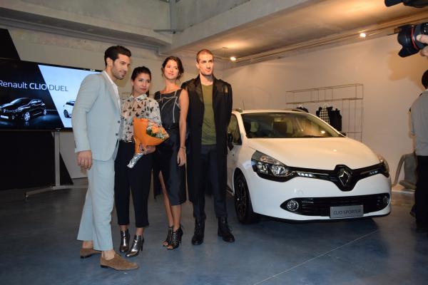 La prima collezione fashion a quattro ruote di Renault!
