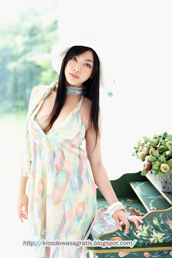 Foto Hot Artis AV jepang | Saori hara blue | Fotobugil21.com