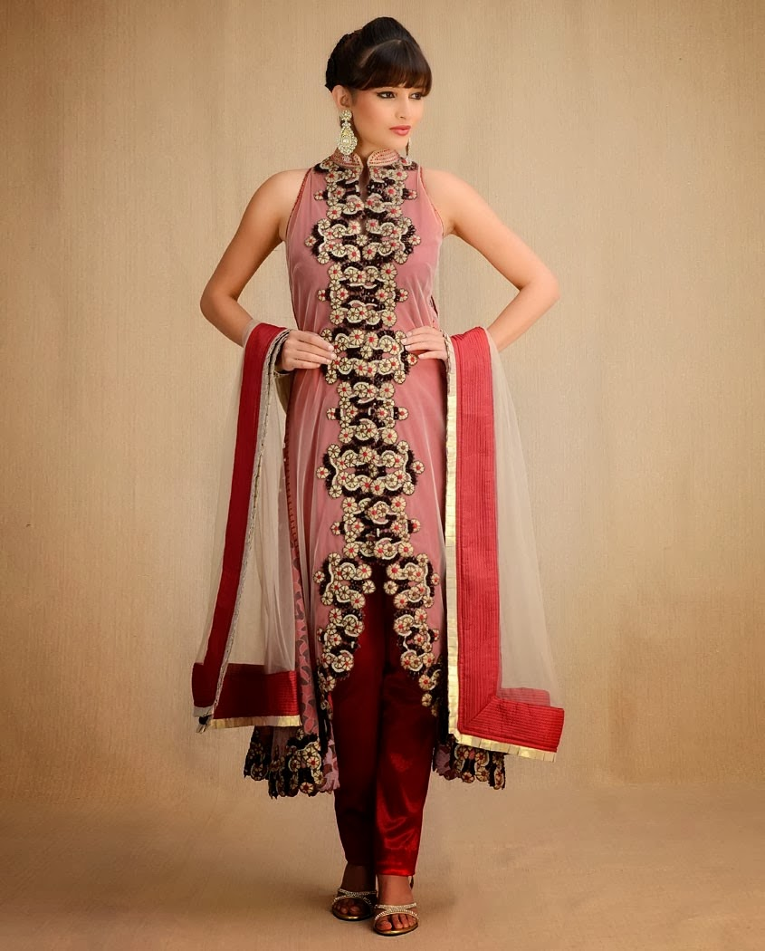 Top designer wedding dresses 2013 14 beautiful indian dresses