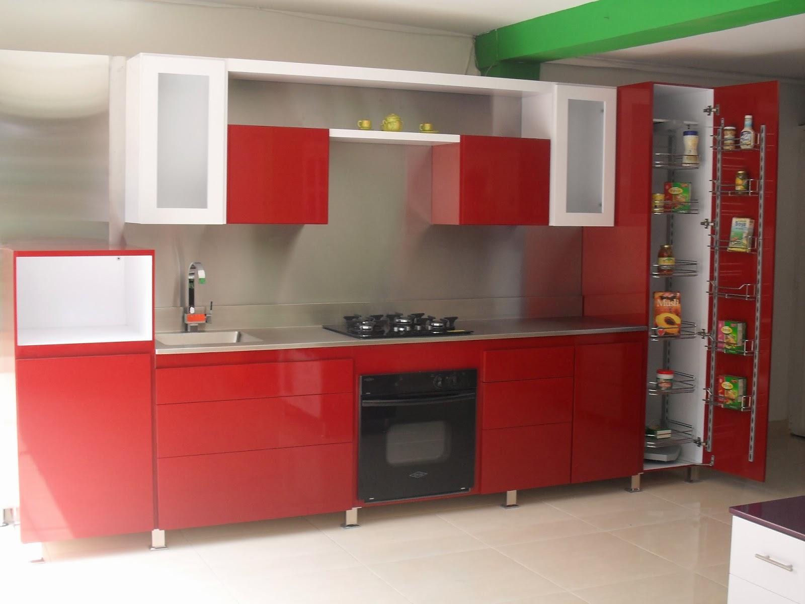 Decorarte for Cocinas de 3 metros de largo
