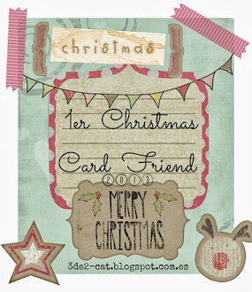 "Intercanvi ""Christmas Card Friend"""