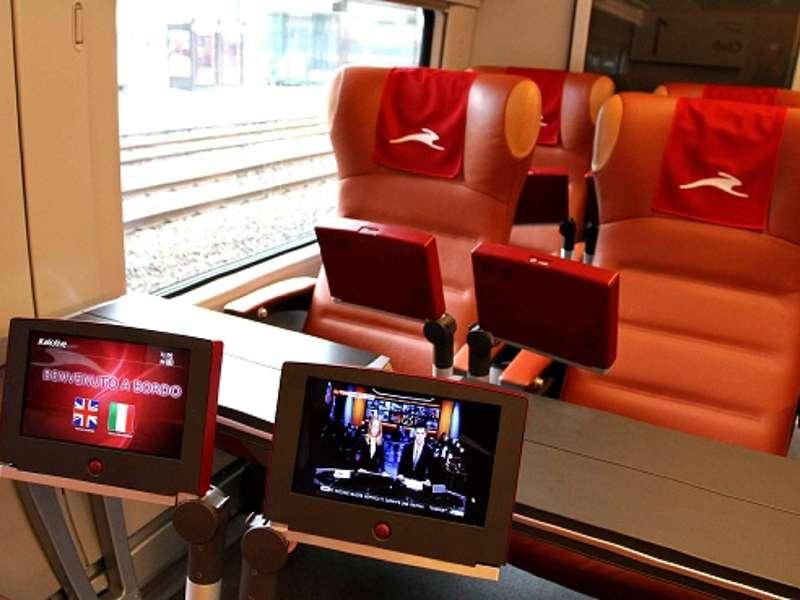 Italo treno offre comode combinazioni per abbinare il viaggio veloce ...