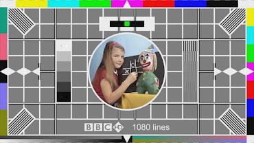 Mire BBC HD 1080 lignes en 2010