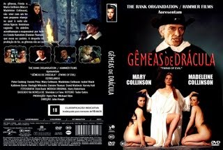 GÊMEAS DE DRÁCULA (1971) - REMASTERIZADO