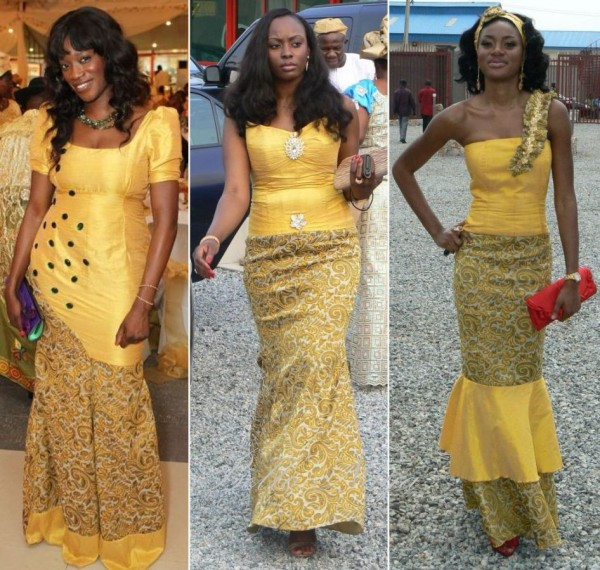 Fashion And Glasgow Nigerian Traditional Wedding Style