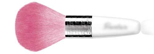 Brocha para polvo de maquillaje