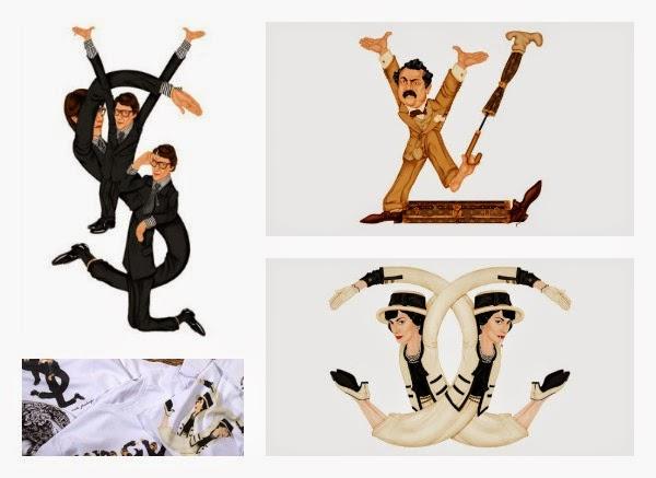 Mike Frederiqo logo print tendencias moda