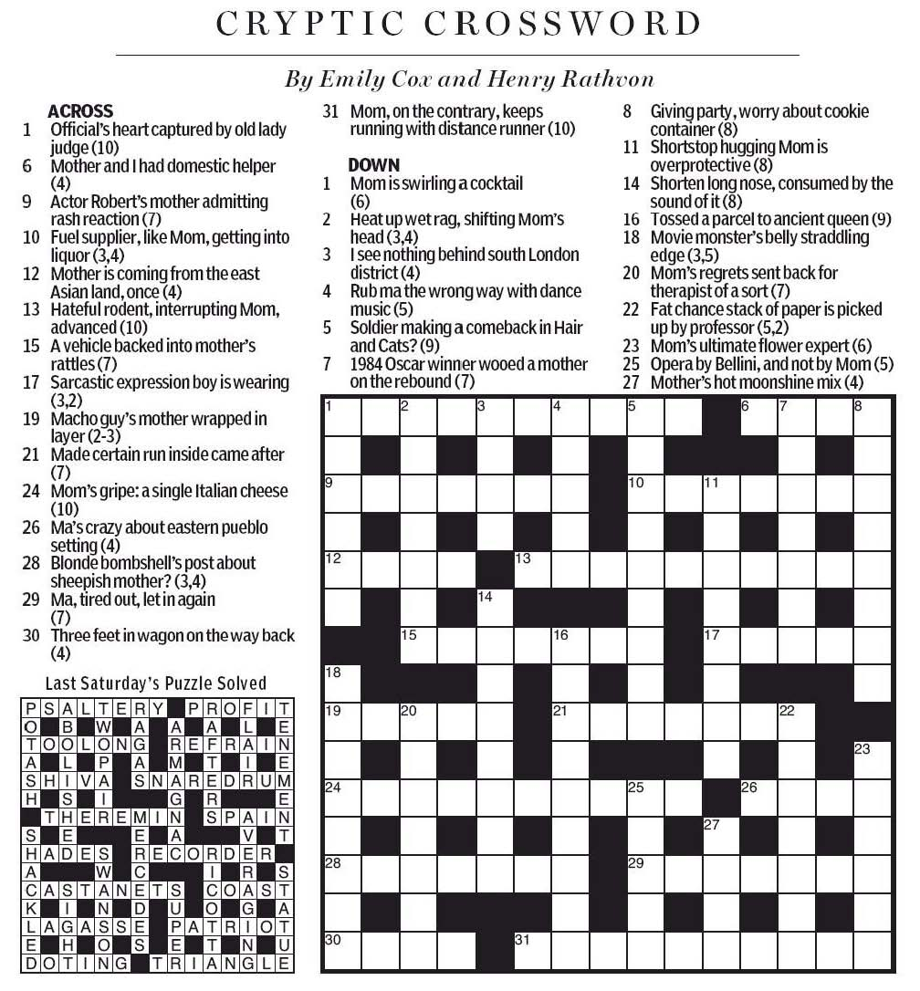 National post cryptic crossword forum saturday may 11 2013 introduction biocorpaavc