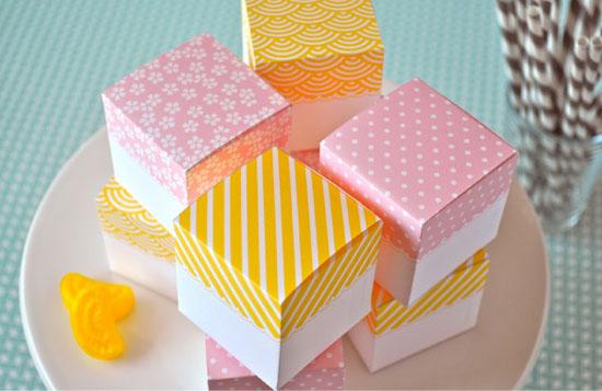 confezioni bomboniere delicate