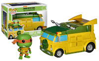 Funko Pop! Turtle Van