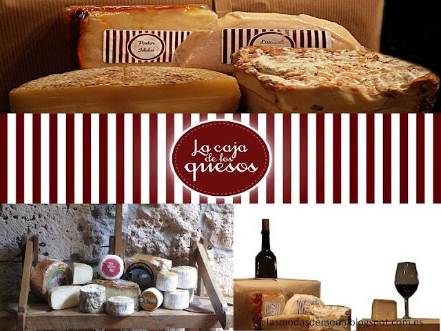 La caja de los quesos