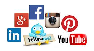media sosial book marking