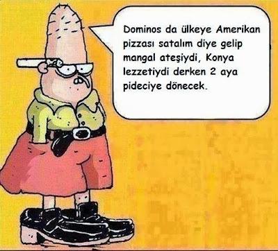 Komik Karikatürler Baaddin Sözleri Dominos
