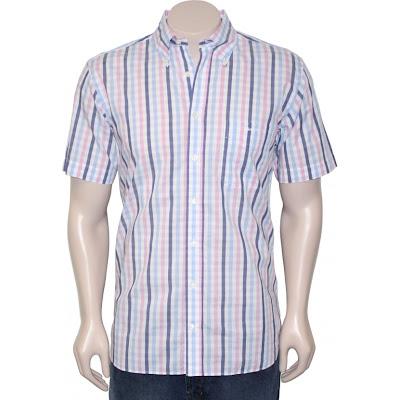 Gantt University Mens Check Shirt