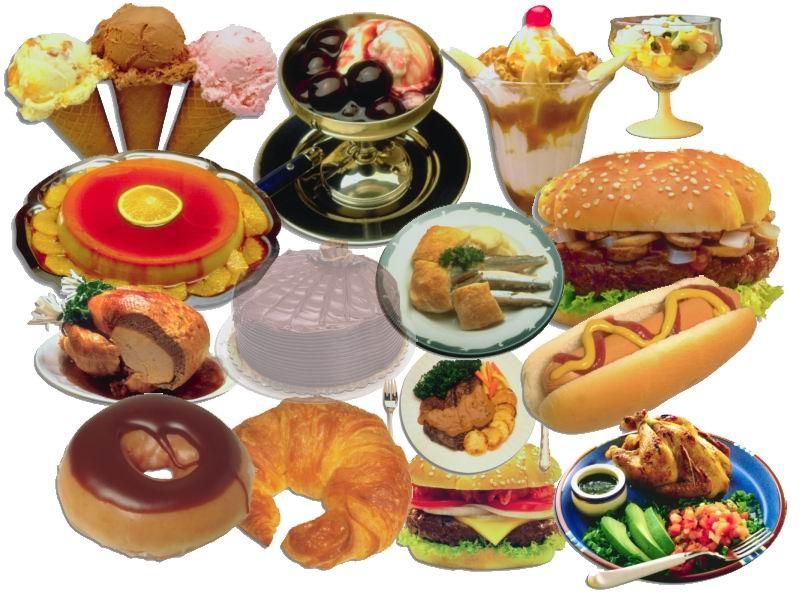 Makanan Yang Menggemukan Badan
