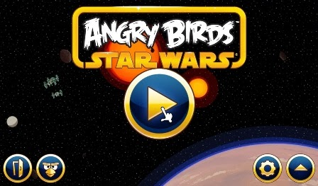 Screenshot 2 - Angry Birds Star Wars 1.4.0   ApKLoVeRz