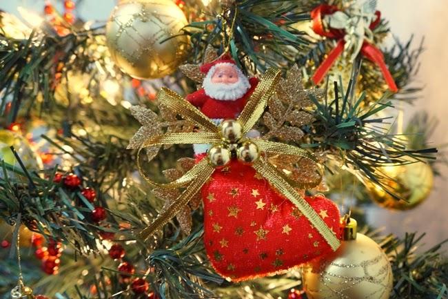 decoração de natal 5 on 5