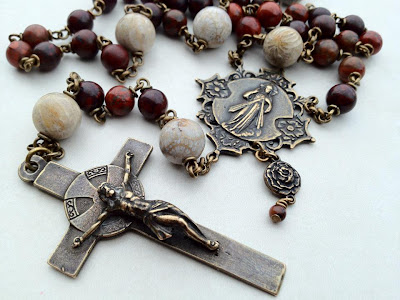 Under Her Starry Mantle ROSARY IMAGES