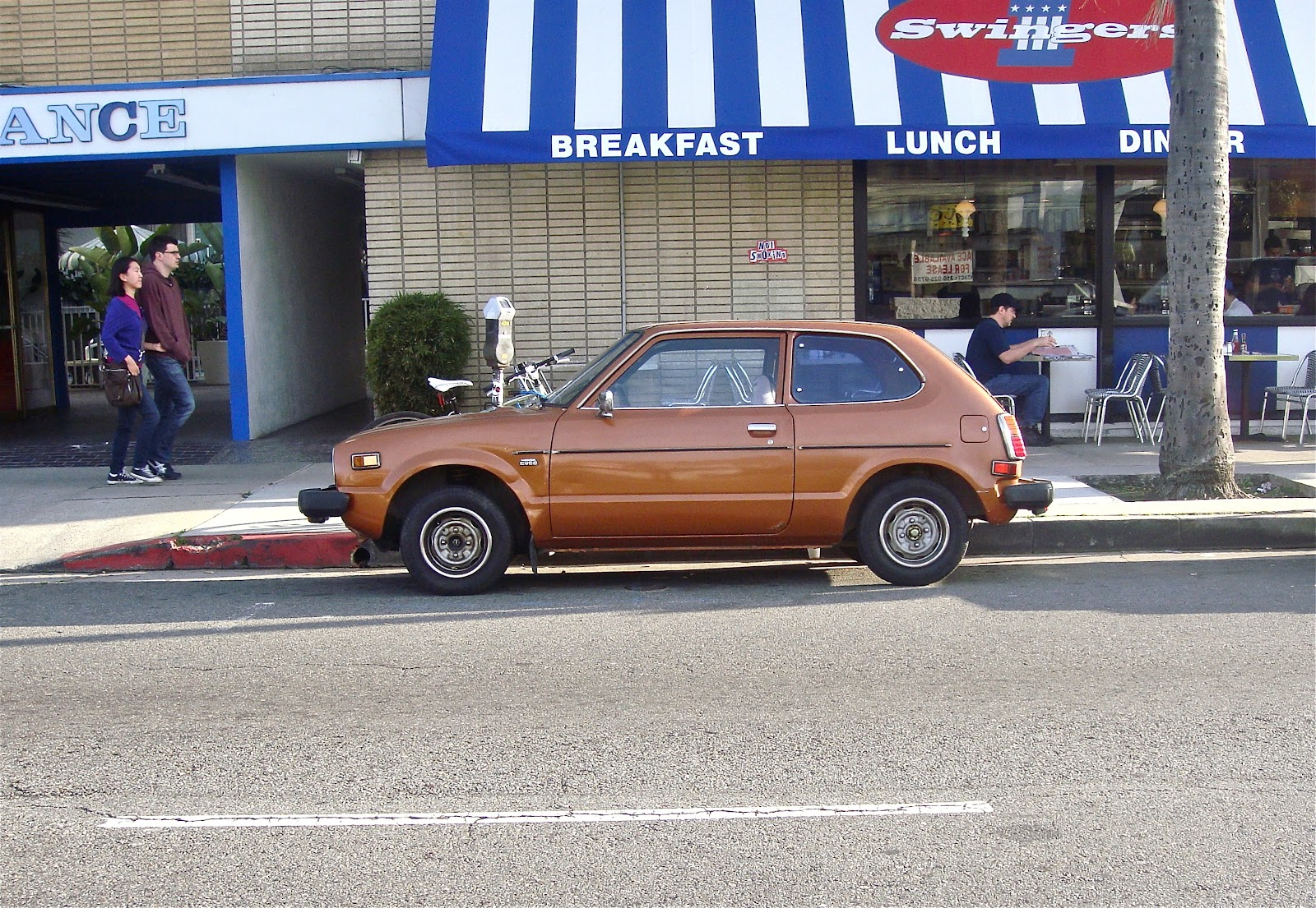 Image 13 Of 50 The 1975 Honda Civic Cvcc Was A Spark In 1970 Street Peep 1979 Hondamatic