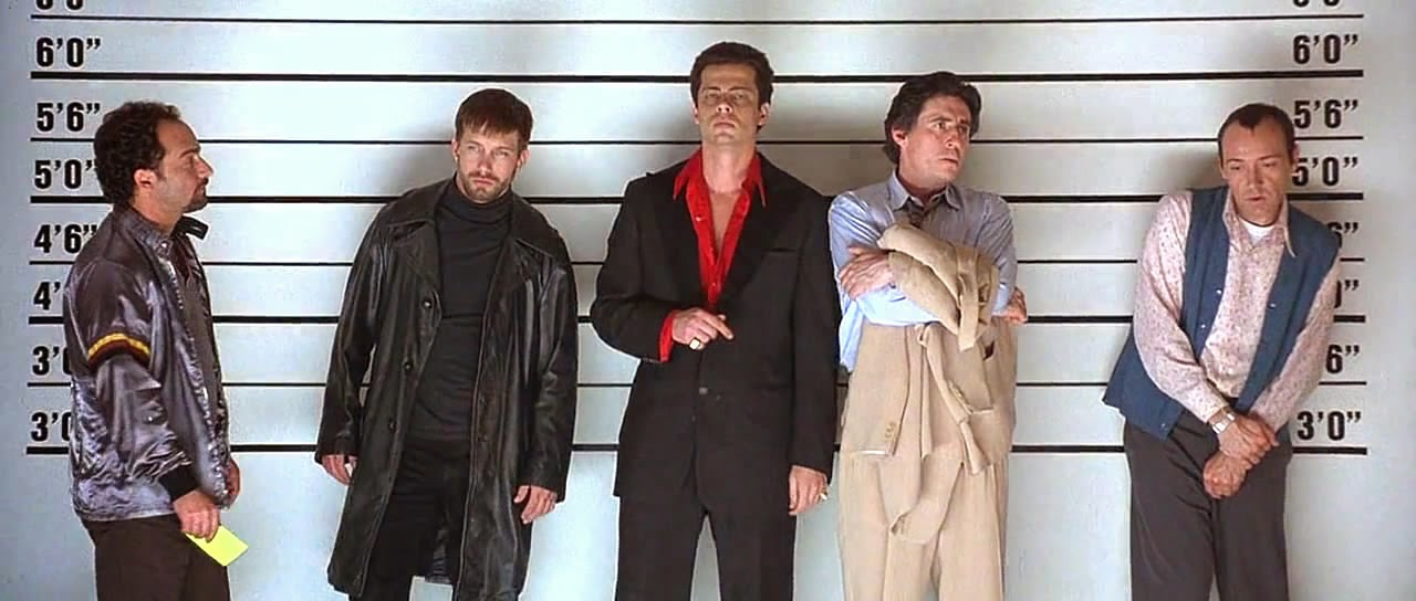 The Usual Suspects (1995) S4 s The Usual Suspects (1995)